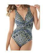 Miraclesuit Monteverde Charmer Sweetheart Neckline Swimsuit, Olivetta, 8 - $173.25