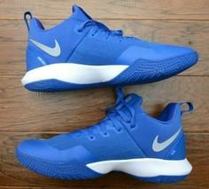 Nike Herren Zoom Shift TB Königsblau Mode Turnschuhe Basketballschuhe US... - $53.44