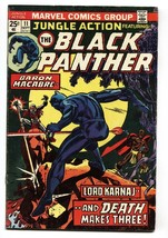 JUNGLE ACTION #11 1974 BLACK PANTHER - comic book FN/VF - $27.32