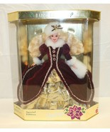 Vintage Special Edition Holiday Barbie 1996 Mattel #15646 Never Opened C... - $32.66