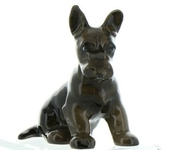 Hagen Renaker Pedigree Dog Scottish Terrier Pup Ceramic Figurine