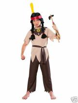 Native American Warrior Halloween Costume Size Lg 12-14 - $11.19