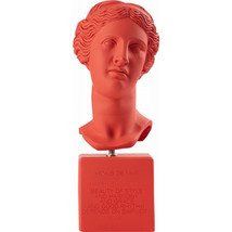 SOPHIA Venus Head Extra Large Greek Statue Art Sculpture Home Decor - $198.00