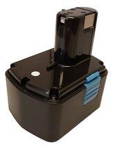 14.4V 2.1AH Ni-Mh Battery For Hitachi Cordless Drill EB1414 EB1430 EB14H... - $812,18 MXN