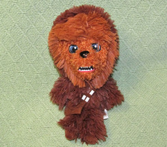 "9"" CHEWBACCA Plush STAR WARS FUNKO Stuffed Bean Bag Doll Brown Furry Toy... - $11.88"