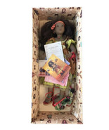 Vintage 2000 Annette Himstedt Amber Doll Jamaica Girl Limited Edition 87... - $327.25