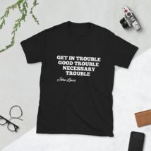 Good Trouble John Lewis T-shirt / Good Trouble T-shirt / John Lewis T-Shirt image 2