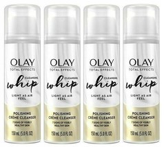 (Pack of 4) Olay Total Effects Creme Cleanser - Polishing - 5 Fl Oz - $27.71