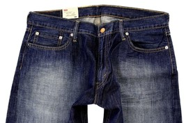Levi's Strauss 514 Men's Slim Fit Straight Leg Jeans Pants 514-0191 SIZE 30x32 image 2