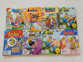 The Archie Library Archie Double Digest & Maga Comics Lot 8 - $18.81