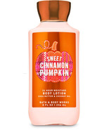 Bath & Body Works Sweet Cinnamon Pumpkin Super Smooth Body Lotion 8 fl o... - $14.00