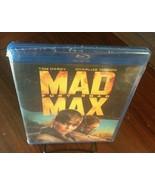 Mad Max Fury Road (Blu-ray, No Digital)-Disc Unused-Free Shipping w/Trac... - $7.90