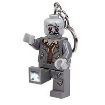 LEGO Monster Fighters Zombie Key Light - Minifigure Key Chain with LED F... - $12.86