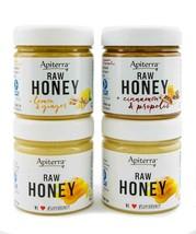 Healthy Breakfast Raw Honey set, 32 oz., 4 count, Unprocessed Honey - $19.99