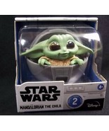 Star Wars Mandalorian The Child Bounty Collection S2 Baby Yoda in Carrie... - $13.96