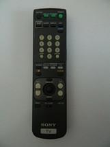 Sony TV Remote RM Y174 Used for  for KP53N77, KP46S17, KP43T75, KP48S75 KV32V16  - $16.99