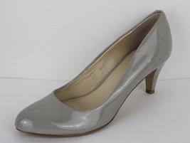 Nine West Sommer women's shoes classic stilettos heels beige gray size 6.5 - $13.09