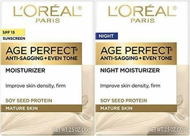L'Oreal Paris Skin Expertise Age Perfect for Mature Skin, Day Cream SPF ... - $31.62