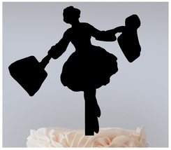 Ca230 Wedding,Birthday Cake topper,Cupcake topper, sound of music Packag... - $20.00
