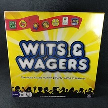 Wits and Wagers Board Game North Star Games 2009 Party Family Fun Night ... - $19.34