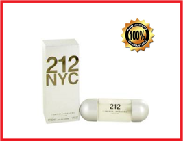 Carolina Herrera 212 Perfume Authentic Women Eau De Toilette Spray New F... - $39.59+