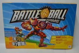 Battle Ball the Future of Football Board Game 2003 Milton Bradley  - $15.20
