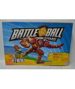 Battle Ball the Future of Football Board Game 2003 Milton Bradley  - $15.20