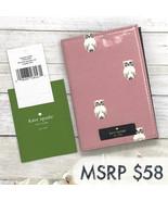 NEW Kate Spade Daycation Painterly Owl Passport Holder #wlru5083 - $39.00