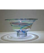 Madam Glas Klassbol, Sweden Art Glass Bowl - $19.99