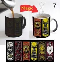 Game of Thrones Magic Mug Color Change Milk Coffee Mug 11 Oz for New Yea... - $15.83