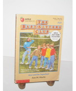 THE BABYSITTERS CLUB JESSI AND THE SUPERBRAT 1989 CHILDREN'S BOOK - $12.38