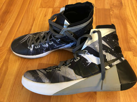 Nike Hyperdunk 2015 PRM Men's Basketball Shoes Gray Size 9 749567-100 - $39.60