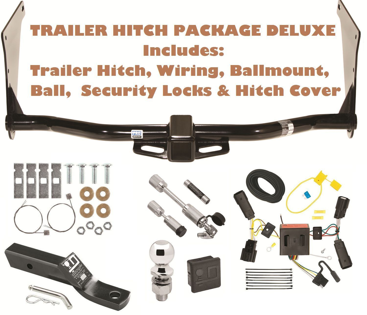 2013 2016 ford escape trailer tow hitch pkg and 50 similar items. Black Bedroom Furniture Sets. Home Design Ideas