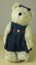 "Boyds Plush Bear T Lynn Bearyproud Libearty 913932 10"" Patriotic Bear New Ret - $14.50"