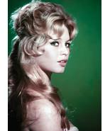 Brigitte Bardot on Green, an Archival Print - $719.95+