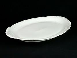 Haviland Marseille Lg Oval Serving Platter, Antique Limoges France All W... - $122.50