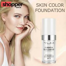 TLM Color Changing Foundation Makeup Base Face Liquid Cover Concealer Fl... - $6.92