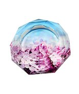 George Jimmy Fashion Creative Home Decoration Glass Ashtray Cool Crystal... - £21.29 GBP