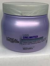 L'Oreal Professional Liss Unlimited Masque, 16.9 fl. oz.NEW - $43.55