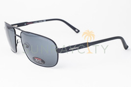 Carrera 7015 Xcede Matte Black / Gray Polarized Sunglasses 7015/S 03P - $107.31