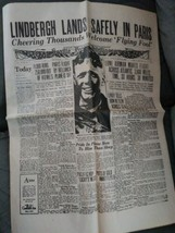 Vintage News Paper reprint Lindbergh, Kennedy Death, Pearl Harbor, Titan... - $99.99