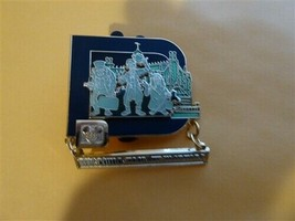 Disney Trading Pins  84813 WDW - Classic 'D' Collection - The Haunted Mansion® A - $37.40