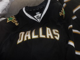 Dallas Stars Authentic Team Issued Reebok Edge 2.0 Hockey Jersey Size 58... - $2.447,28 MXN