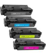 HP LaserJet Pro M452 M477 Color Toner Set /4  CF410X CF410ACF411X CF412X... - $99.99