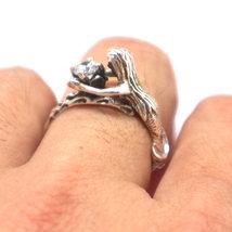 Sterling Silver Mermaid Ring image 5