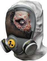 Zombie Mask Toxic Gas Prop Monster Adult Latex Halloween TB26508 - $54.99