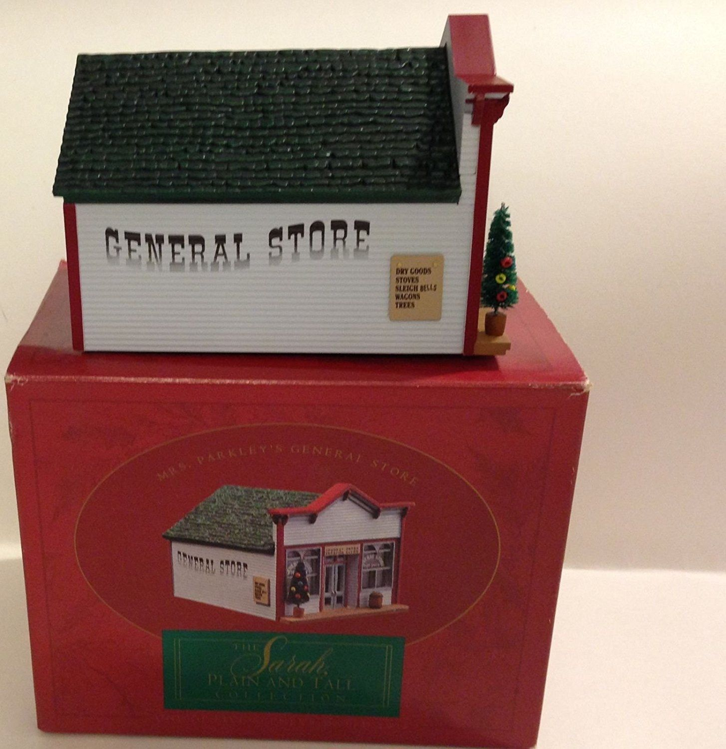 Mrs. Parkley's General Store (The Sarah Plain and Tall Collection ) Hallmark