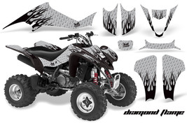 ATV Decal Graphic Kit Wrap For Suzuki LTZ400 Kawasaki KFX400 2003-2008 D... - $168.25