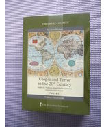 Great Courses DVDs : UTOPIA and TERROR in the 20th CENTURY new & sealed - $29.95