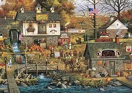 Buffalo Games - Charles Wysocki - Olde Buck's County - 300 Large Piece Jigsaw Pu - $13.95